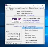 CPU-Z 画像 8 Thumbnail