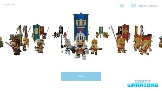 Craft Warriors imagen 1 Thumbnail