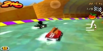 Crash Bandicoot Nitro Kart 3D immagine 2 Thumbnail
