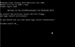 Crash Recovery Kit for Linux immagine 2 Thumbnail