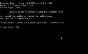 Crash Recovery Kit for Linux imagem 2 Thumbnail
