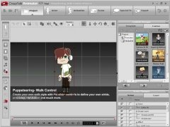 Crazy Talk Animator immagine 4 Thumbnail