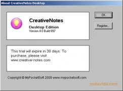 CreativeNotes imagen 4 Thumbnail