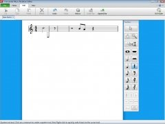 Crescendo Music Notation Editor bild 1 Thumbnail