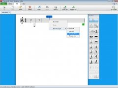 Crescendo Music Notation Editor immagine 3 Thumbnail