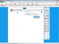 Crescendo Music Notation Editor imagen 3 Thumbnail