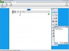 Crescendo Music Notation Editor imagen 4 Thumbnail