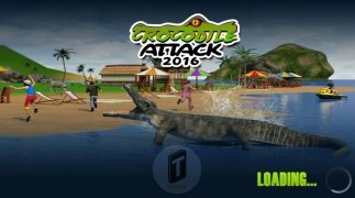 Crocodile Attack image 3 Thumbnail