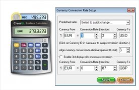 CrossGL Surface Calculator imagen 2 Thumbnail
