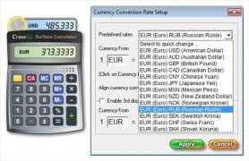 CrossGL Surface Calculator imagen 3 Thumbnail