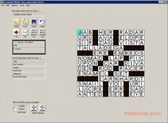Crossword Writer image 3 Thumbnail