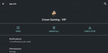 Crown Gaming VIP imagen 8 Thumbnail