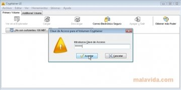 Cryptainer imagen 3 Thumbnail