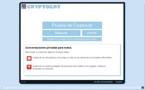 Cryptocat Изображение 3 Thumbnail