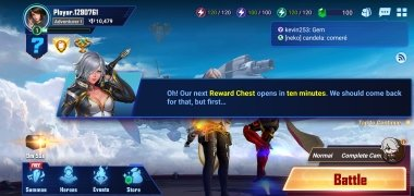Crystalborne: Heroes of Fate imagen 6 Thumbnail