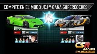 CSR Racing image 4 Thumbnail
