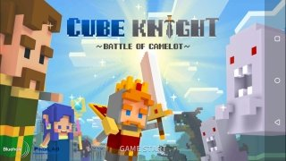 Cube Knight: Battle of Camelot imagen 1 Thumbnail
