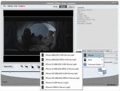 Cucusoft DVD to iPod Converter immagine 1 Thumbnail