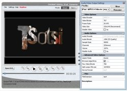 Cucusoft DVD to iPod Converter immagine 3 Thumbnail