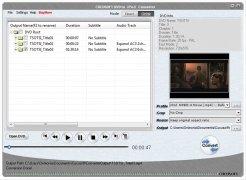 Cucusoft DVD to iPod Converter bild 5 Thumbnail