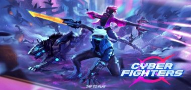 Cyber Fighters image 2 Thumbnail