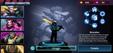 Cyber Fighters image 5 Thumbnail