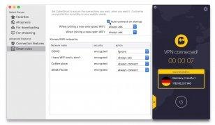 Cyberghost VPN image 6 Thumbnail
