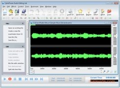 CyberPower Audio Editing Lab imagen 1 Thumbnail