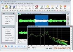 CyberPower Audio Editing Lab imagem 3 Thumbnail