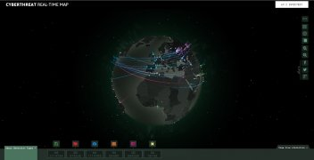 Cyberthreat Real-time Map image 1 Thumbnail