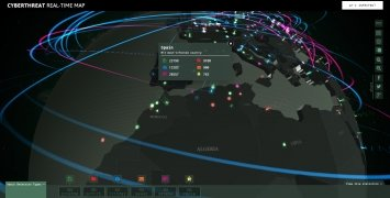 Cyberthreat Real-time Map imagen 2 Thumbnail