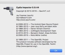 Cydia Impactor imagen 2 Thumbnail
