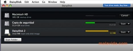 DaisyDisk imagen 3 Thumbnail