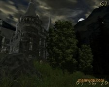 Dark Castle 3D Screensaver imagem 2 Thumbnail
