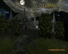 Dark Castle 3D Screensaver image 3 Thumbnail