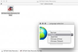 Data Recovery for Mac imagen 1 Thumbnail