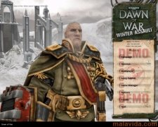 Warhammer 40.000: Dawn of War Winter Assault imagem 2 Thumbnail