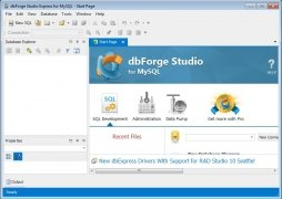 dbForge Studio for MySQL imagen 3 Thumbnail