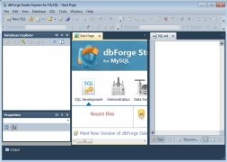 dbForge Studio for MySQL imagem 5 Thumbnail