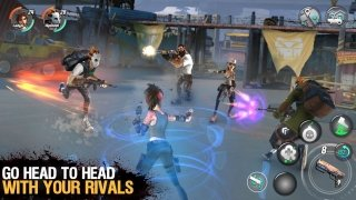 Dead Rivals - Zombie MMO imagem 3 Thumbnail