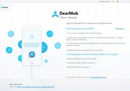 DearMob iPhone Manager immagine 2 Thumbnail