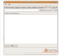 Debian Package Maker immagine 2 Thumbnail