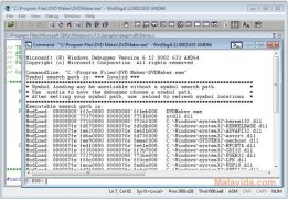 Debugging Tools for Windows  6.12.0002.633 imagen 3