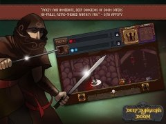 Deep Dungeons of Doom imagen 2 Thumbnail