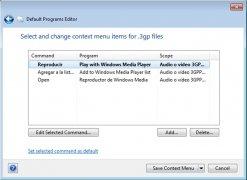 Default Programs Editor imagen 2 Thumbnail