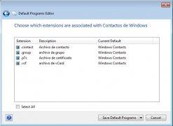 Default Programs Editor imagen 4 Thumbnail