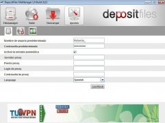 DepositFiles imagen 5 Thumbnail