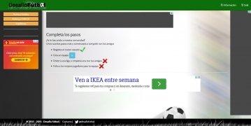Desafío Fútbol imagen 3 Thumbnail
