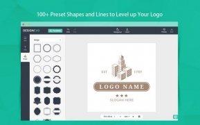 DesignEvo Logo Maker imagen 4 Thumbnail