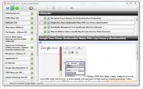 Desktop Google Reader immagine 1 Thumbnail